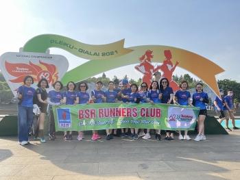 CLB Việt dã BSR sẵn sàng cho Tiền Phong Marathon 2021