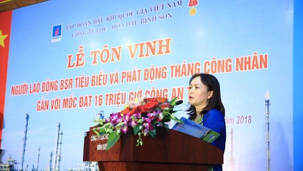 tai san lon nhat cua bsr chinh la nguoi lao dong