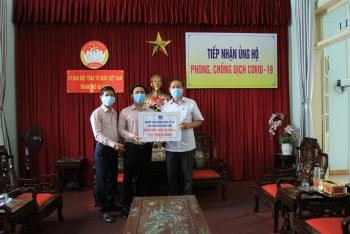 BSR trao 153 triệu đồng hỗ trợ Đà Nẵng phòng chống Covid – 19