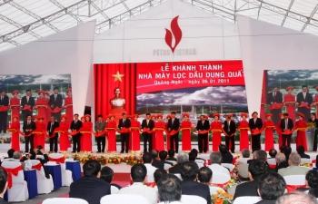"""NMLD Dung Quất - """"Bản lề"""" thay đổi cơ cấu kinh tế của tỉnh Quảng Ngãi"""