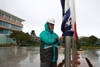 BSR chủ động phòng chống bão Linfa