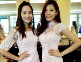 Người đẹp Việt Nam tỏa sáng tại Siêu mẫu châu Á 2013