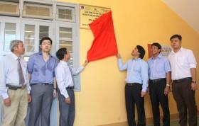 PTSC Marine và đối tác xây dựng trường học tại huyện đảo Lý Sơn