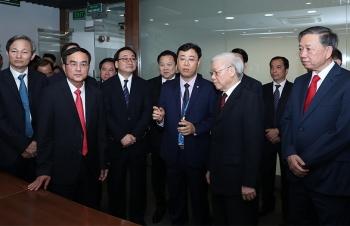 Tổng Bí thư, Chủ tịch nước Nguyễn Phú Trọng: Ngành Điện là ngành công nghiệp mũi nhọn của đất nước