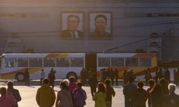 Kim Jong-un gửi thư chia buồn cho ông Tập