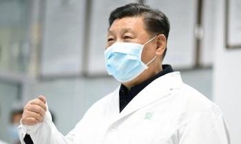 """Ông Tập gọi dịch viêm phổi là """"cuộc chiến của nhân dân"""""""