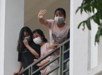 16 ngày cách ly của 36 học sinh Bình Xuyên