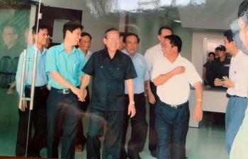 Kỷ niệm với Phó Thủ tướng Trương Vĩnh Trọng tại Dự án Khí - Điện - Đạm Cà Mau