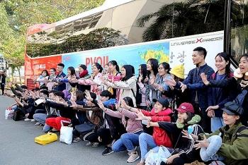 Đoàn thanh niên PVOIL - Cùng PVOIL về quê đón tết
