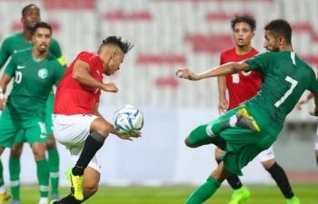 Link xem trực tiếp Saudi Arabia vs Palestine (vòng loại World Cup 2022), 0h30 ngày 31/3