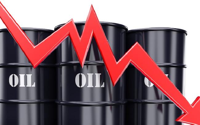 Giá xăng dầu hôm nay 6/4: Sụt giảm mạnh, dầu Brent trượt về mức 62,5 USD
