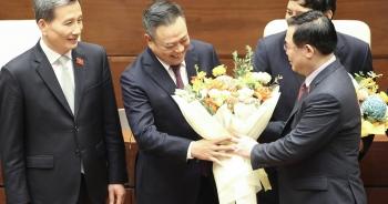 Ông Trần Sỹ Thanh đắc cử chức vụ Tổng Kiểm toán Nhà nước