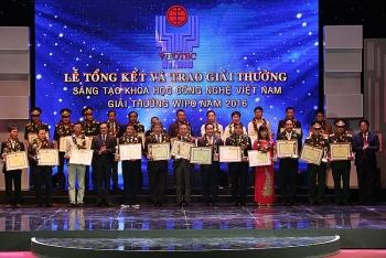 PVEP được vinh danh Giải thưởng Sáng tạo Khoa học Công nghệ Việt Nam 2016