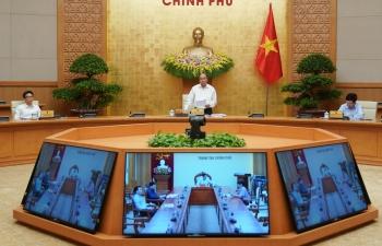 Thủ tướng: Phải đạt được mục tiêu kép trong phòng chống dịch và phát triển kinh tế xã hội