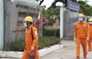 450 địa điểm chống dịch COVID-19 tại miền Trung – Tây Nguyên được đảm bảo điện tuyệt đối