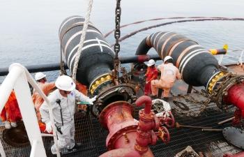 Hành trình nhập 1000 chuyến dầu thô cho NMLD Dung Quất