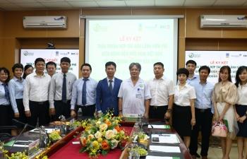 Bảo hiểm PVI và Bệnh viện Hữu nghị Việt Đức ký kết Thỏa thuận hợp tác bảo lãnh viện phí
