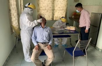 BSR đang triển khai tiêm 1000 liều vắc-xin Covid-19 cho người lao động