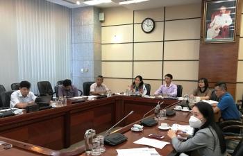 Ban Thư ký ASCOPE tổ chức thành công cuộc họp trực tuyến giữa năm lần thứ 5 các Tiểu ban ASCOPE