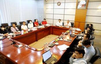 Sơ kết hoạt động Cổng thông tin điện tử Tập đoàn Dầu khí Việt Nam