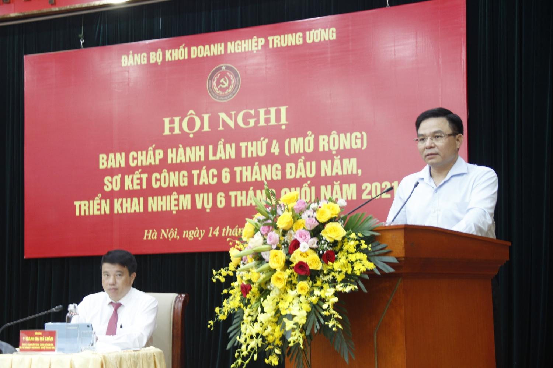 Trong 6 tháng qua, kết quả sản xuất, kinh doanh của Tập đoàn Dầu khí Việt Nam lớn hơn rất nhiều so với mức tăng của giá dầu