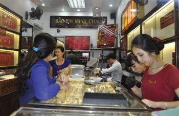 Giá vàng trong nước (6/8): Vàng SJC hướng mốc 37 triệu đồng/lượng
