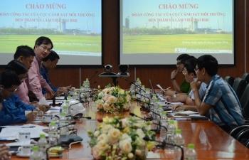 NMLD Dung Quất luôn là điểm sáng trong công tác bảo vệ môi trường