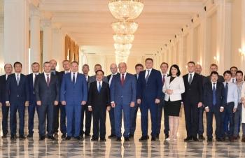 Phiên họp lần thứ 10 Uỷ ban Điều phối chung về hợp tác giữa Petrovietnam – Gazprom