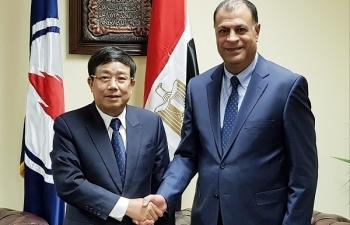 Thúc đẩy hợp tác trong lĩnh vực dầu khí giữa Việt Nam với Ethiopia và Ai Cập