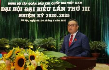 Toàn văn Diễn văn khai mạc Đại hội Đảng bộ Tập đoàn Dầu khí Quốc gia Việt Nam lần thứ III