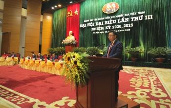 Toàn văn Báo cáo Chính trị (tóm tắt) trình Đại hội Đảng bộ Tập đoàn lần thứ III