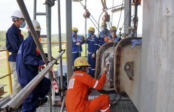 Nhà máy Lọc dầu Dung Quất BDTT lần 4 tuần thứ 2 - Gói thầu số 1
