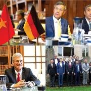Việt Nam - Đức đẩy mạnh hợp tác trong lĩnh vực năng lượng tái tạo