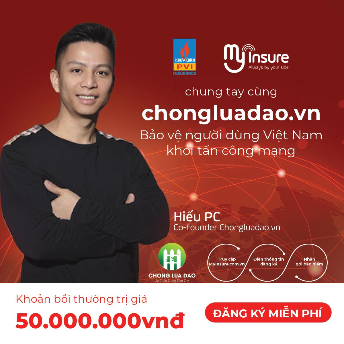 Giải pháp bảo vệ hơn 1 triệu người dùng Việt Nam trước nguy cơ bị tấn công mạng