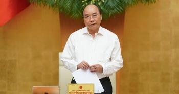 """Thủ tướng: """"Sức khỏe"""" tài chính Việt Nam hoàn toàn có thể vượt qua Covid-19"""