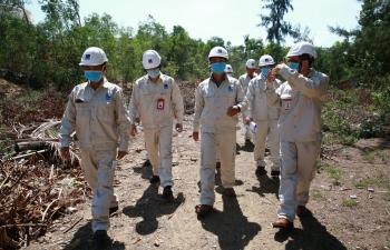 Đầu năm 2021, triển khai gói thầu san lấp mặt bằng dự án NCMR NMLD Dung Quất