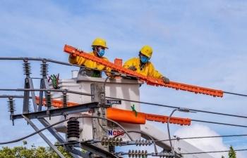 EVN: Tua bin khí chiếm hơn 11,4% tổng sản lượng điện sản xuất toàn hệ thống