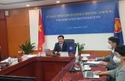 Tổng Thư ký ASCOPE tham dự Hội nghị Bộ trưởng Năng lượng ASEAN lần thứ 39