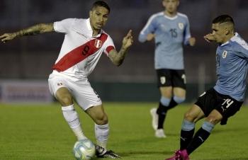 Link xem trực tiếp Peru vs Uruguay (Giao hữu), 8h ngày 16/10