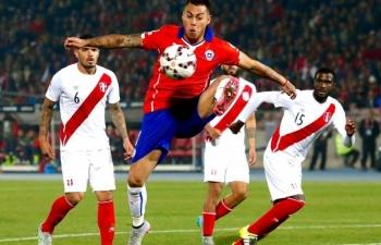 Link xem trực tiếp Peru vs Chile (Giao hữu), 8h30 ngày 20/11