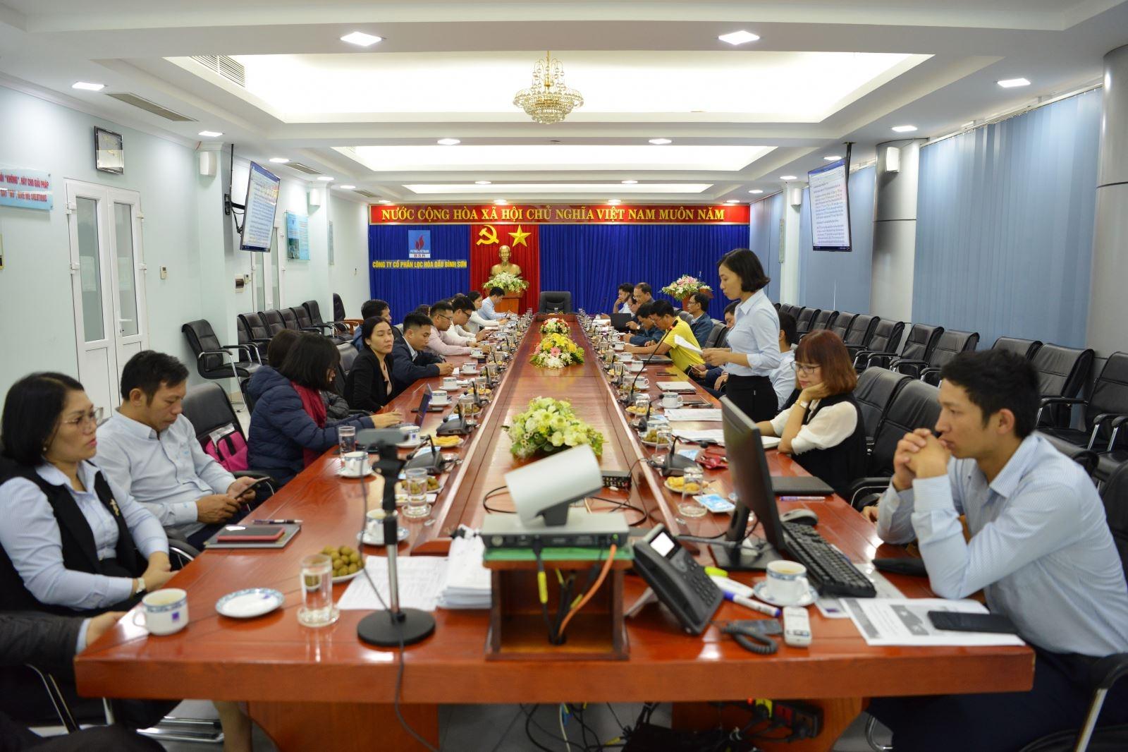 BSR - Gặp mặt Cộng tác viên pháp lý nhân Ngày Pháp luật Việt Nam (9/11)