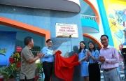 BSR - Khánh thành và bàn giao Trường Mầm non Hoa Hồng (Phú Yên)