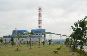 Công ty Nhiệt điện Thái Bình: Sản xuất đi đôi với bảo vệ môi trường