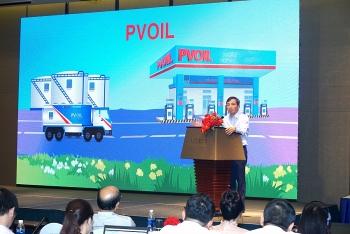 PVOIL thu hút gần 300 nhà đầu tư tiềm năng trong buổi roadshow tại TP HCM