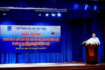 PVN tổ chức Hội nghị hướng dẫn và triển khai thực hiện Nghị định 53