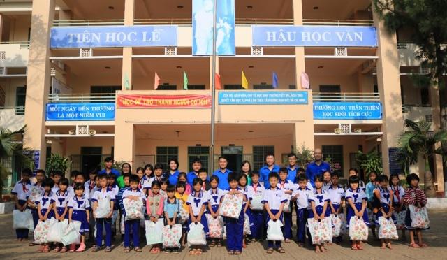 doan thanh nien vietsovpetro khoi dong thang thanh nien 2017