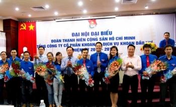 Đại hội Đoàn TNCS Hồ Chí Minh PV Drilling nhiệm kỳ 2017-2019