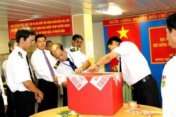 Liên doanh Việt - Nga Vietsovpetro tổ chức bầu cử sớm