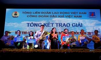 cd dkvn trao thuong cuoc thi online tim hieu hoat dong cong doan nam 2017