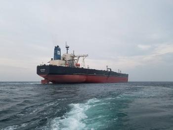 PVTrans Pacific cung cấp tàu VLCC vận chuyển dầu thô cho NMLD Nghi Sơn